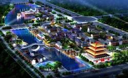 聊城濱河設計