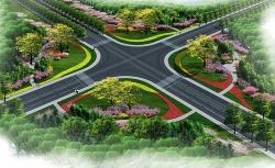 聊城道路設計