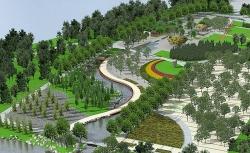 聊城公園設計