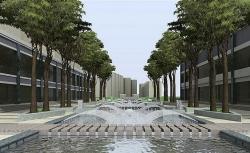 聊城小區設計