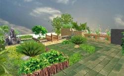 聊城屋頂花園
